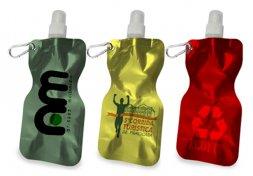 Squeeze Personalizado Flexível 480ml PP Silk