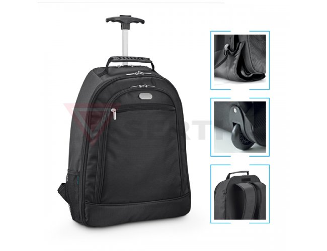 Mochila Trolley Notebook Personalizada NOTE