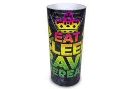 Copo Personalizado Long Drink 320ml PS In Mold Label